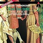 Nikolaus Harnoncourt Così Fan Tutte (Highlights)