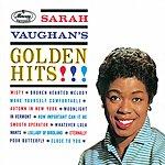 Sarah Vaughan Golden Hits