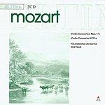 Thomas Zehetmair Violin Concertos 1-5/Violin Concerto K.271a