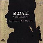 Andrew Manze Violin Sonatas, 1781