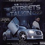 S.B. The Grindaholik The Streets Iz Talkin' Vol.2 (Limited Edition) (Parental Advisory)