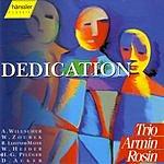Armin Rosin Dedication