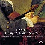 Andrew Manze Complete Violin Sonatas