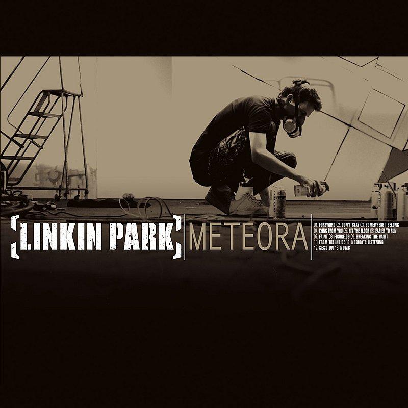 Cover Art: Meteora