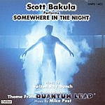 Scott Bakula Theme From Quantum Leap/Somewhere In The Night