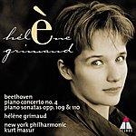 Hélène Grimaud Piano Concerto No.4/Piano Sanatas, Op.109 & 110