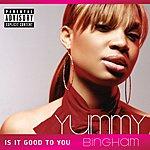 Yummy Bingham Is It Good To You (Single)(Parental Advisory)
