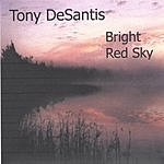 Tony Desantis Bright Red Sky