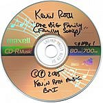 Kevin Roth One Big Family (Songs For The Family)
