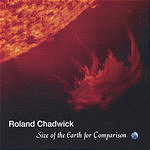 Roland Chadwick Size Of The Earth For Comparison