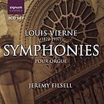 Jeremy Filsell Symphonies Pour Orgue