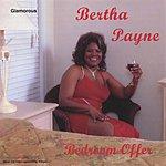 'Glamorous' Bertha Payne Bedroom Offer