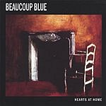 Beaucoup Blue Hearts At Home