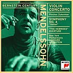 Felix Mendelssohn Concerto For Violin And Orchestra/Symphony No.4, 'Italian'