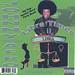 Johnny Afro Libra Times II (Parental Advisory)