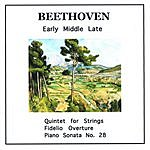 Cyberchambermusic Beethoven Early Middle Late