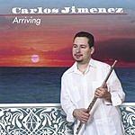 Carlos Jimenez Arriving