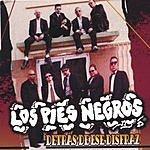 Los Pies Negros Detras De Ese Disfraz
