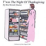 Rita Mizrahi Shamie T'was The Night Of Thanksgiving