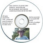James C. Batchelor Old Santa Claus