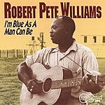 Robert Pete Williams I'm Blue As A Man Can Be, Vol.1