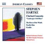 Richard Stoltzman Clarinet Concerto; Rose Of The Winds; Pacific Rim