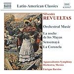 Enrique Barrios Revueltas: Orchestral Music