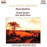 Jenő Jandó Piano Quintets