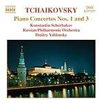 Konstantin Scherbakov Piano Concertos Nos.1 And 3