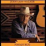 Jerry Jeff Walker Navajo Rug