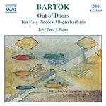 Jenő Jandó Out Of Doors/Ten Easy Pieces/Allegro Barbaro