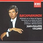 Jean-Philippe Collard Rhapsodie On A Theme Of Paganini/Etudes Tableaux, Opp.39 And 33