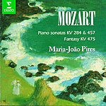 Maria João Pires Sonates K.284 & 457