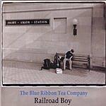 The Blue Ribbon Tea Company Railroad Boy