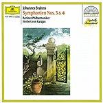 Johannes Brahms Symphonies Nos.3 & 4