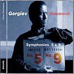 Valery Gergiev Symphonies Nos.5 & 9