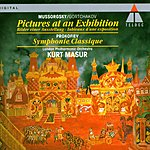 Kurt Masur Pictures At An Exhibition/Classical Symphony