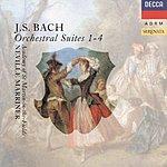 Neville Marriner Orchestral Suites 1-4