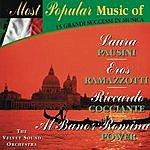 The Velvet Sound Orchestra Most Popular Music Of Laura Pausini, Eros Ramazzotti, Ricardo Cocciante, Al Bano & Romina Power