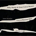 Billy Martin Live At Houston Hall