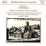 Anthony Goldstone Piano Concertos Nos.1 & 2