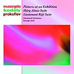 George Szell Pictures At An Exhibition/Hary Janos Suite/Lieutenant Kije Suite