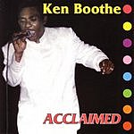 Ken Boothe Acclaimed