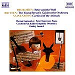 Ondrej Lenard Peter And The Wolf/The Young Person's Guide To The Orchestra/Carnival Of The Animals