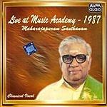 Maharajapuram Santhanam Live At Music Academy 1987