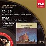 André Previn Orchestral Works