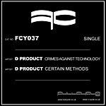 D Product Crimes Against Technology/Certain Methods (Single)