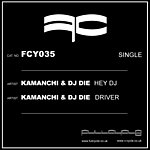 Krust Hey DJ/Driver (Single)