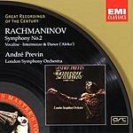 André Previn Symphony No.2, Etc.
