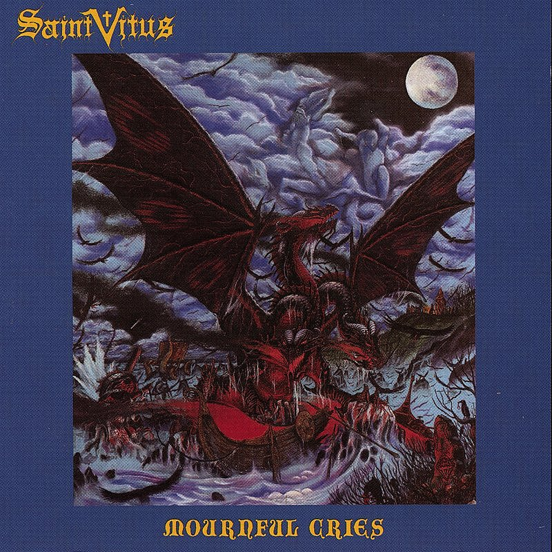 Cover Art: Mournful Cries